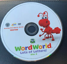 WordWorld: Lots of Letters DVD Disc 2 Only