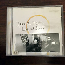JEFF BUCKLEY - LIVE AT SIN-E'