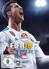 FIFA 18 EA Origin CD Key PC Download Code  [DE/EU] NEU Fifa 2018