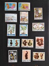 SELLOS GUINEA ECUATORIAL MNH 1984 AÑO COMPLETO