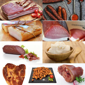 Original ungarisches Schweinefleisch Paket - hausgemacht ca. 7 kg -100 EUR Wert