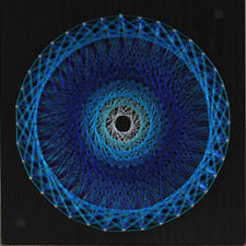 Bird's Nest Vintage String Art Kits for Beginner Geometric Nail Art Painting