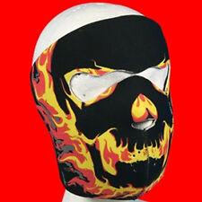 Neoprene Blackout Skull Face Mask one size fit all