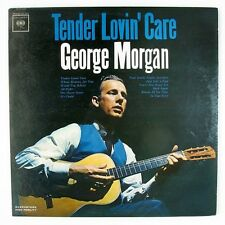GEORGE MORGAN Tender Lovin' Care LP NM- NM-