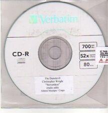 (CQ413) The Daredevil Christopher Wright, Stewardess - 2010 DJ CD