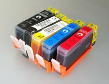 10x Patronen für HP 364 XL Photosmart D5445 C6380 C5380 5520 6510 6520 B110C