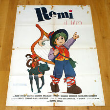 REMì IL FILM poster manifesto affiche Anime Cartoon Toei Animatio