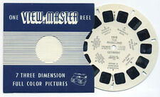 The RHINELAND Germany 1954 Belgium-made ViewMaster Single Reel 1515