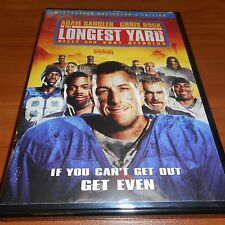 The Longest Yard (DVD, 2005, Widescreen)