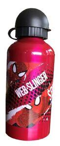Spiderman Web Slinger Aluminium Bottle 500ml