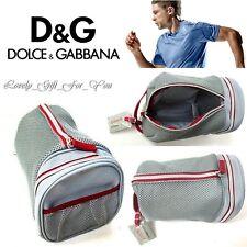 NEW Dolce & Gabbana The One Sport Man Toiletry Bag Grey
