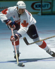 Wayne Gretzky - 1987 Canada Cup, 8x10 Color Photo