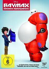 Baymax - Riesiges Robowabohu - DVD - *NEU*