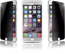 """Apple iPhone 8 (4.7"""") verre trempé intimité anti espion protège écran"""