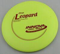 NEW Pro Leopard 171g Driver Yellow Innova Disc Golf at Celestial Discs