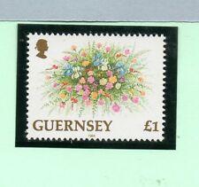 Guernsey Flores serie del año 1994 (BR-209)