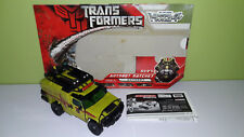 TRANSFORMERS MOVIE 2007 RATCHET LOOSE COMPLETE TAKARA