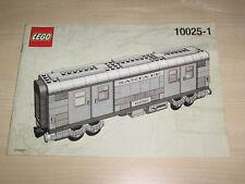 Lego Eisenbahn 9V -  10025 - Santa Fe Cars