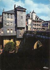 BT8485 Vieilles maisons sur les bords du gave d ossau Oloron Ste          France