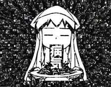 Anime malade japon manga otaku hatsune jdm tokyo akihabara autocollant