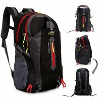 40L Travel-Backpack Hiking Backpack Camping Outdoor Sports Daypack Waterproof