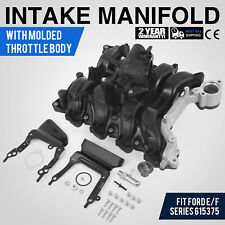 Set For Ford F-150 2007-2008 615-375 Plastic Intake Manifold 7L3Z9424F Look