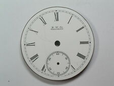 Antique A.W.Co. Waltham 18 Size Pocket Watch Dial   D-138