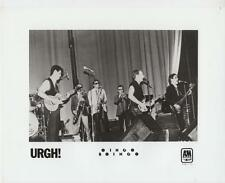 Urgh! - Music Publicity Photo