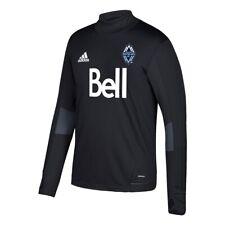 MLS Vancouver Whitecaps Womens Replica Jersey Dark Grey Small
