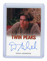 2018 Twin Peaks Dana Ashbrook as Bobby Briggs (Classic) Auto Autograph Card