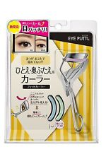 JAPAN EYE PUTTI i-mju FIT CURLER Eyelash Curler W/ Rubber x 2 Replacement TRACK