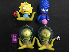Kidrobot Simpsons Treehouse Of Horror MAGGIE, KANG, KODOS, MARGE A3926