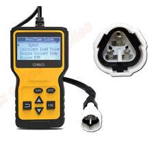 Yamaha 3 Pin, OBD2 fault code scanner diagnostic tool 125 FI 300 400 50