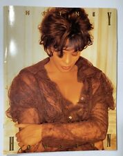 VTG Collectible Nippy Whitney Houston  Live In Concert 1994 Tour Program Book