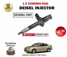 FOR SUBARU LEGACY 2.0TD OUTBACK 2008->NEW COMMON RAIL DIESEL INJECTOR 16613AA020