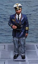 THE COLLECTORS SHOWCASE WW2 GERMAN CS00965 U BOAT CAPTAIN WILLENBROCK MIB