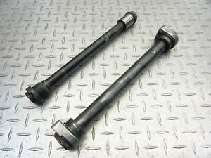 2000 99 00 Aprilia RSV1000 RSV 1000 Mille Rear Axle Swingarm Pivot Bolt Lot