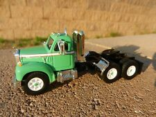 NEW 1:64 First Gear *GREEN & WHITE* Mack B61 Semi Truck Day Cab DCP