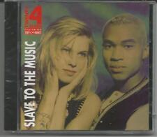 "Twenty 4 Seven ""Slave to the Music"" CD 1993 NEU/OVP/NEW/Sealed"