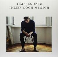TIM BENDZKO - IMMER NOCH MENSCH   VINYL LP+CD NEU