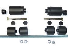 YAMAHA FZ6 S & N FAZER 600 2004 -14 CRASH MUSHROOMS SLIDERS BUNGS FULL SET 6 S8J