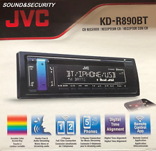 JVC KW-V25BT Double-Din 6.2