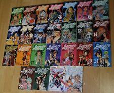 SHAMAN KING Hiroyuki Takei LOT MANGAS Tomes 1 à 25