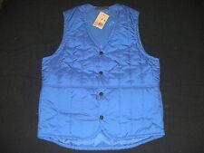 Levis Men Gilet Bodywarmer Sleeveless Jacket - Size M - New