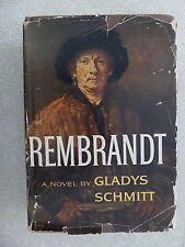 REMBRANDT by Gladys Schmitt