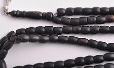 Prayer Beads-Black Coral-Yusr komboloi-Tasbih- Masbaha
