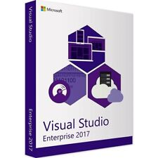 Microsoft Visual Studio Enterprise 2017  Windows PC ⭐Digital Download⭐