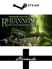 Rhiannon: Curse of the Four Branches Steam Key - for PC (Same Day Dispatch)
