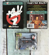 Ghostbusters 2 IIGame, ZX Spectrum, Cassette Tape With Badge And Balloon RARE