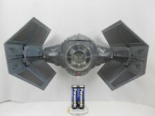 """Vintage Star Wars ANH 1979 Darth Vader TIE Fighter *Great* <""""Fully Functional"""">"""